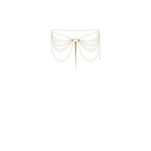 Bijoux indiscrets (sp) Łańcuszek na biodra bijoux indiscrets magnifique (złoty) (8436562010751)
