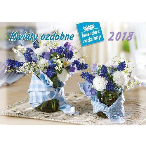 Kalendarz wieloplanszowy Kwiaty WL02