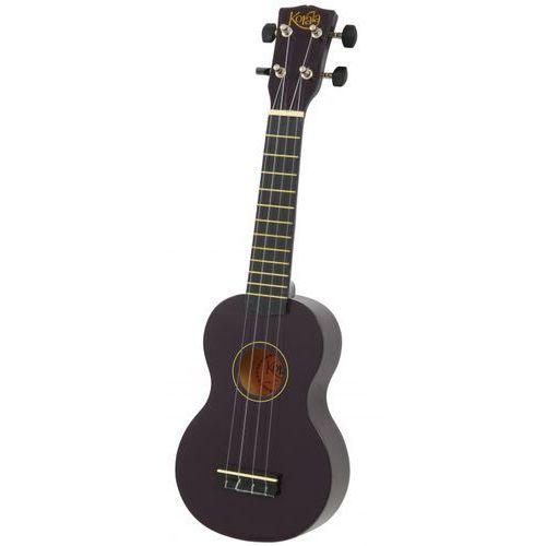 uks 30 pu ukulele sopranowe kolor purpurowy marki Korala