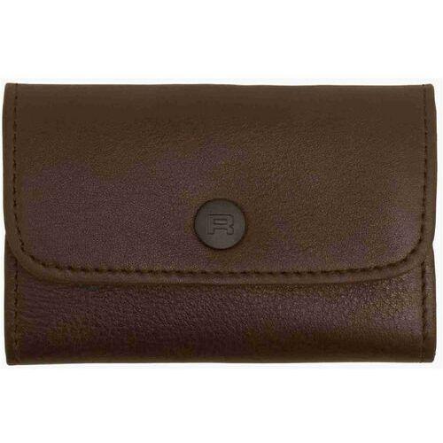portfel REELL - Essential Leather Brown (BROWN) rozmiar: OS