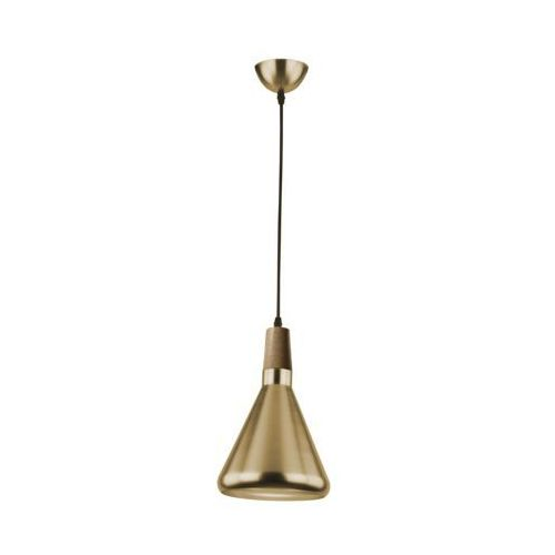 Lampa wisząca IDA S Anodised Gold by AZzardo, 42933-1D GD