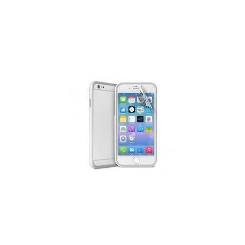 Puro Obudowa bumper cover iphone 6 4.7 folia ochronna szary (8033830111730)