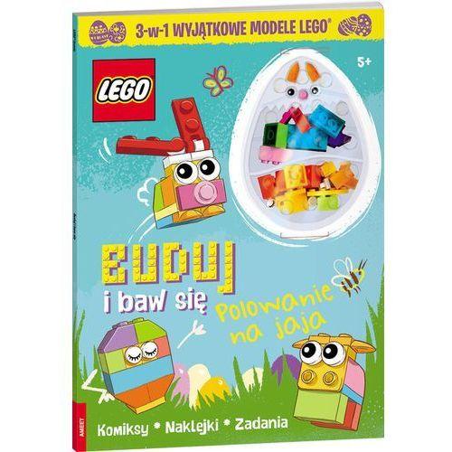 LEGO. Buduj i baw się. Polowanie na jaja, praca zbiorowa