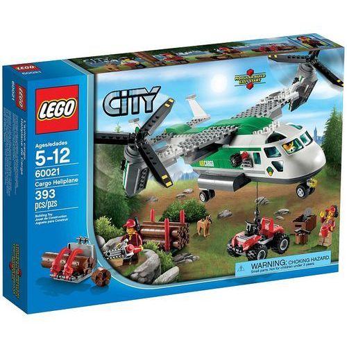 Lego City WIROLOT TOWAROWY 60021 z kategorii: klocki dla dzieci