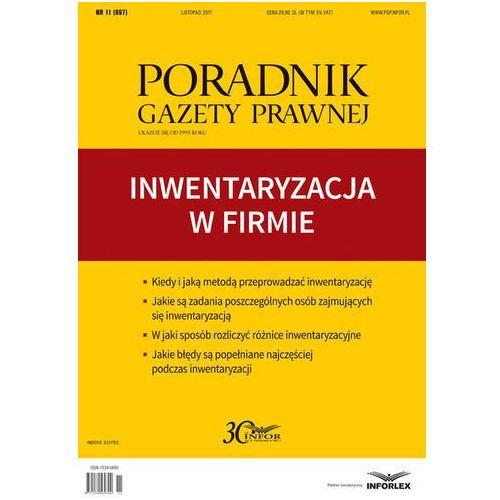 Inwentaryzacja w firmie, Infor