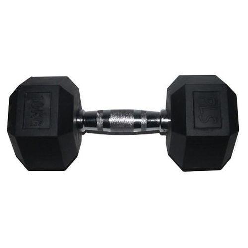 Hantla Hex gumowana 10 kg