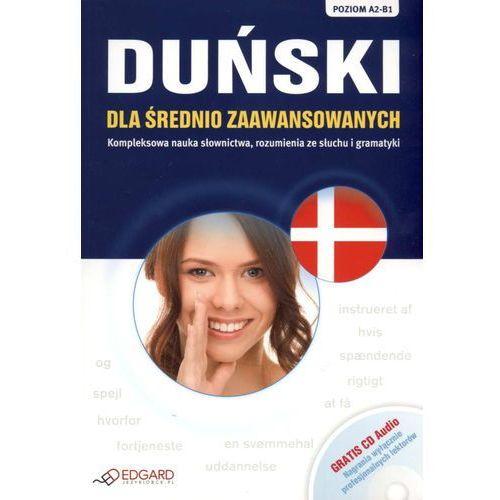 Duński Dla Średnio Zaawansowanych. Poziom A2-B1. Książka + Cd Audio (9788377880685)