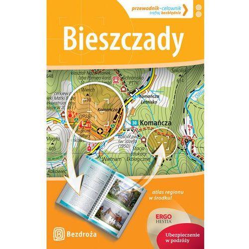 Bieszczady Przewodnik-celownik, oprawa broszurowa