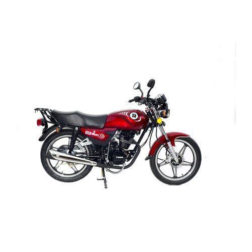 Motocykl TORQ Rimo 125 Czerwony (2015) - sprawdź w Media Expert