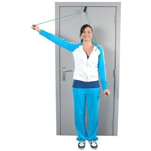 Bardo-med Przelotka do ćwiczeń mięśni i ramion z linką i uchwytem do drzwi moves shoulder rope pulley - 01-400101