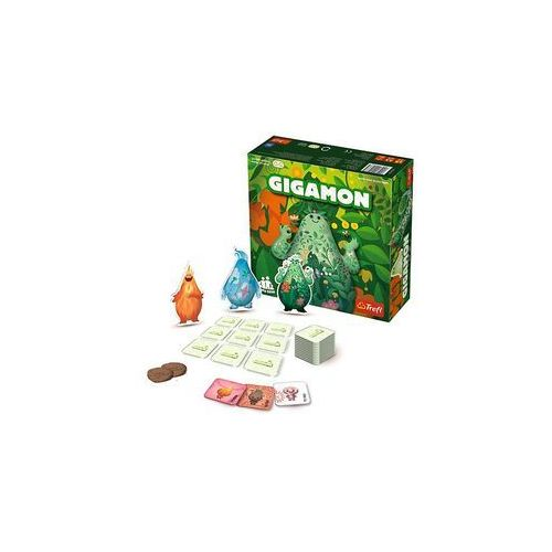 Gigamon marki Trefl