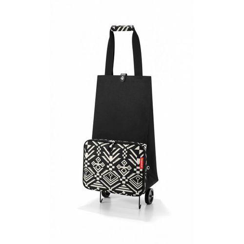 Reisenthel FOLDABLETROLLEY Wózek na Zakupy - Hopi (wózek na zakupy)