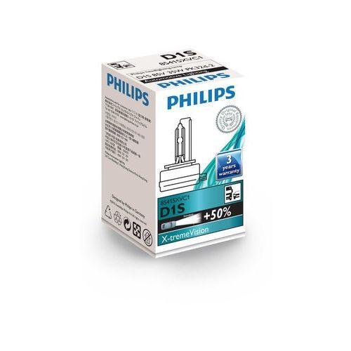 Philips Żarnik xenon d1s x-treme vision (8727900364415)
