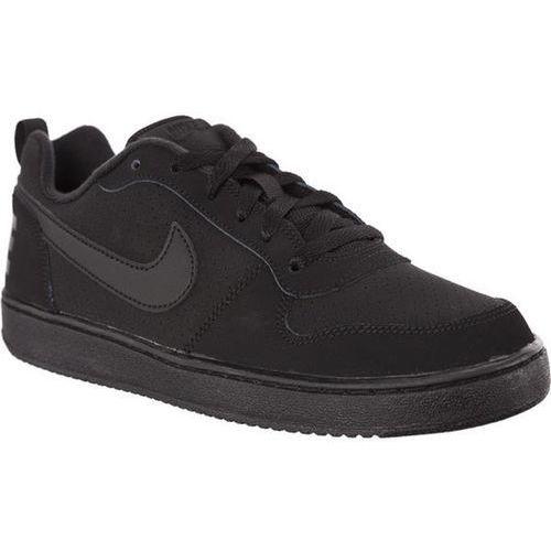 Nike COURT BOROUGH LOW GS 001 BLACK Buty Damskie Sneakersy (0091202306915)
