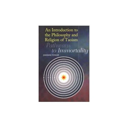 Introduction to the Philosophy and Religion of Taoism (9781845190866)