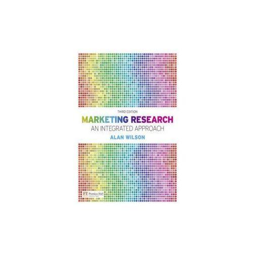 Marketing Research, Wilson, Alan