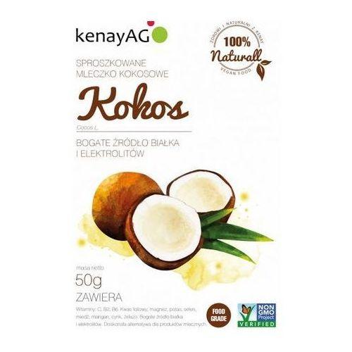 Mleczko Kokosowe sproszkowane 50g, SANBIOS