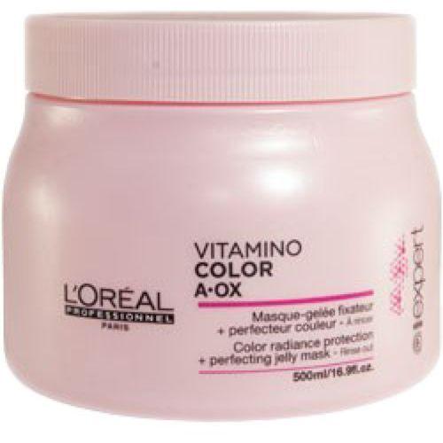 vitamino color masque maska przedłużająca trwałość koloru (500 ml) marki L'oreal