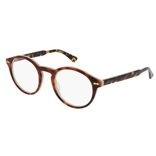 Okulary korekcyjne gg0127o 003 marki Gucci
