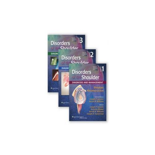 Disorders of the Shoulder: Diagnosis and Management Package (9781451191608)