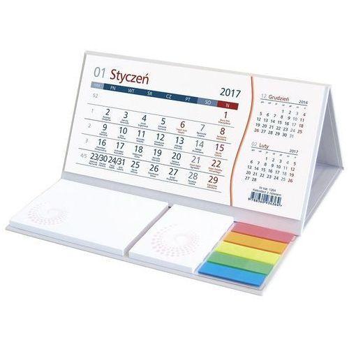 Kalendarz biurkowy z notesem Wokół Nas 1264