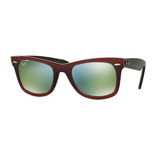 Ray-Ban RB 2140 1202/2X Okulary przeciwsłoneczne + Darmowa Dostawa i Zwrot (8053672581249)