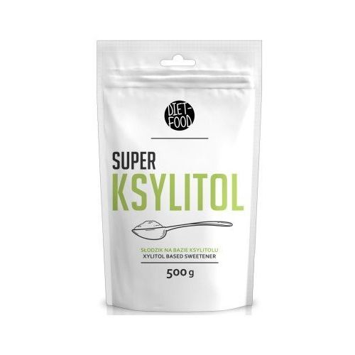 Super Ksylitol 500g DIET-FOOD, 008243