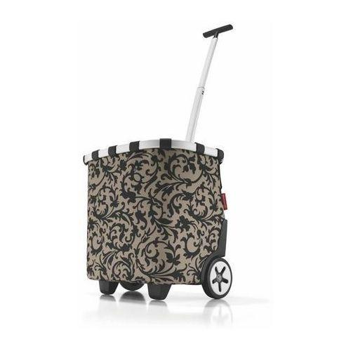 Wózek na zakupy Reisenthel Carrycruiser 40l, baroque taupe - produkt z kategorii- wózki na zakupy