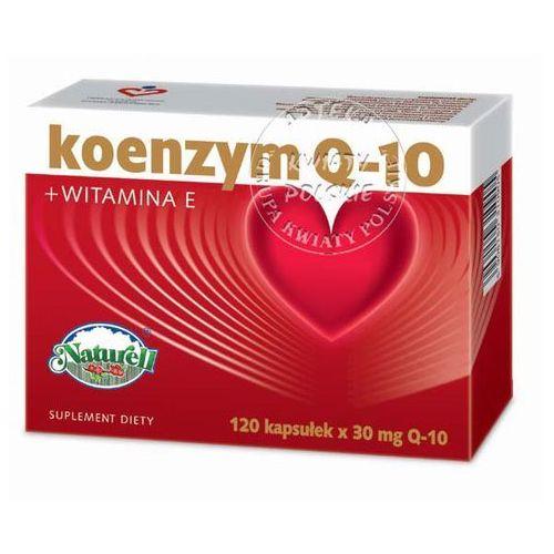 Koenzym q10 naturell 30 mg+wit e x 120 kaps - produkt farmaceutyczny