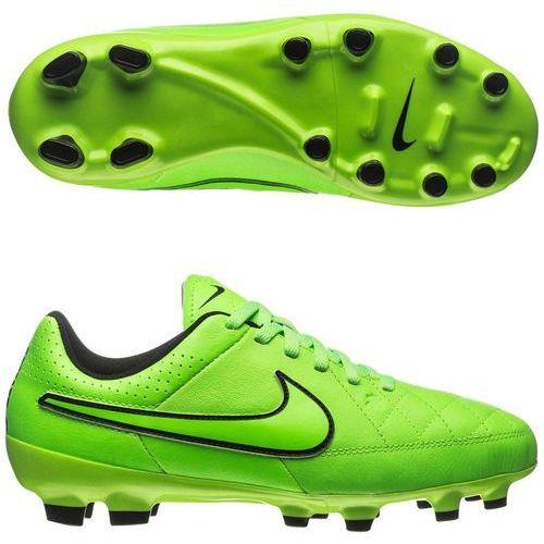 Nike Nowe buty piłkarskie korki jr tiempo genio leather fg r.36,5-23,5cm