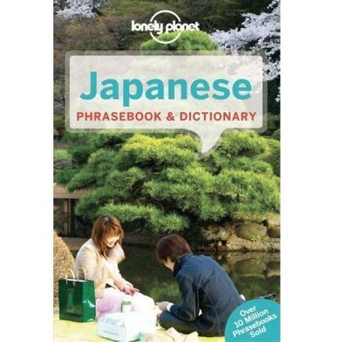 Lonely Planet Japanese Phrasebook (9781743603734)