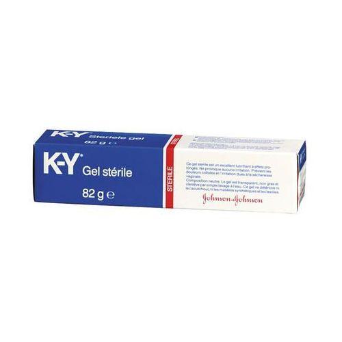 Żel nawilżający K-Y Lubricating Jelly - waginalny i analny (5052197041545)
