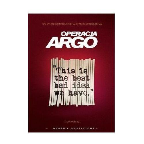 Operacja argo (2 dvd) iconic moments (płyta dvd) marki Ben affleck