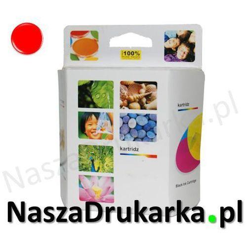Tusz magenta do Canon iP4850 MG5150 MG5250 MG9150 MG8150, Canon CLI-526M zamiennik nowy z chipem, marki NaszaDrukarka do zakupu w naszadrukarka.pl