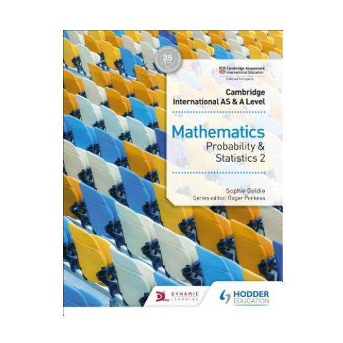 Cambridge International AS & A Level Mathematics Probability & Statistics 2 (9781510421776)