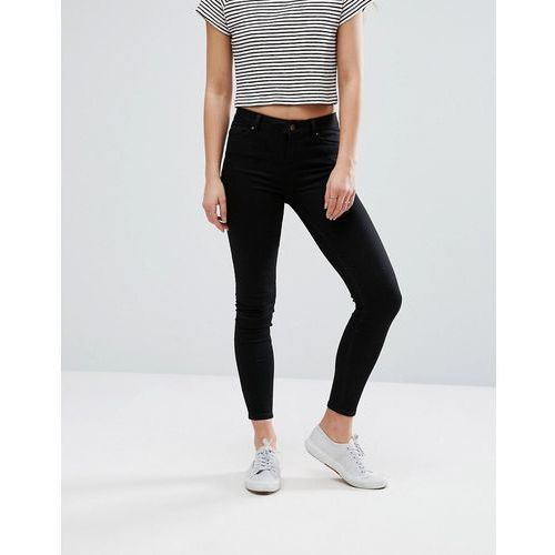 New Look India Supersoft Super Skinny Jeans - Black, jeans