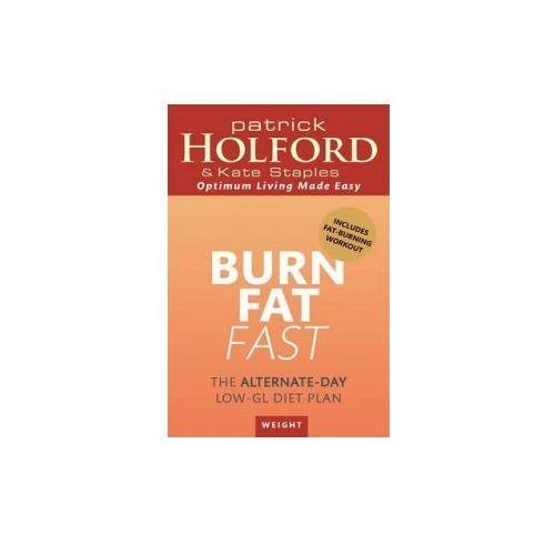 Burn Fat Fast, Little, Brown Book Group