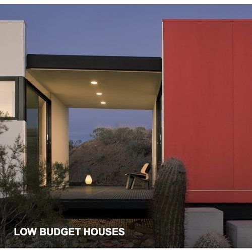 Low Budget Houses - Wysyłka od 3,99, oprawa twarda