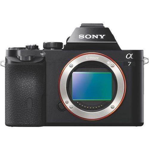 Alpha A7 marki Sony - lustrzanka cyfrowa