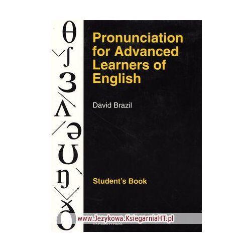 Pronunciation For Advanced Learners Of English Książka Ucznia, Cambridge University Press