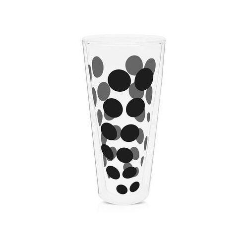 Zak! - szklanka wysoka 350 ml, czarna 0439-n310 marki Zak!designs