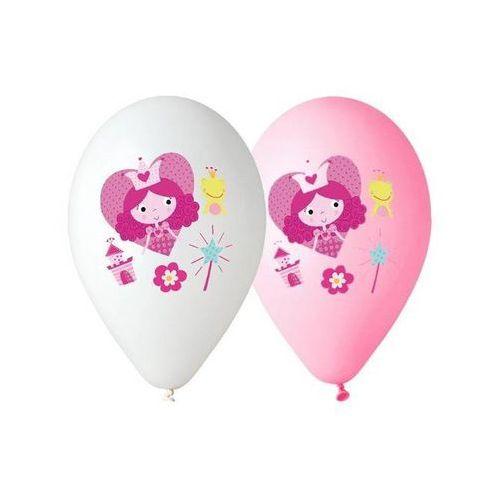 Balony premium księżniczka 5 sztuk - dan janusz kraszek marki Go