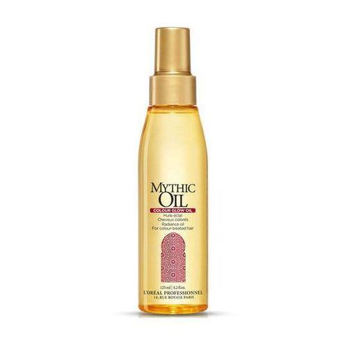 LOreal Mythic Oil Colour Glow olejek do włosów farbowanych 125ml - sprawdź w dr włos