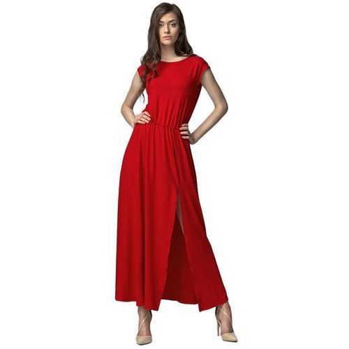 Sukienka - czerwony - S61