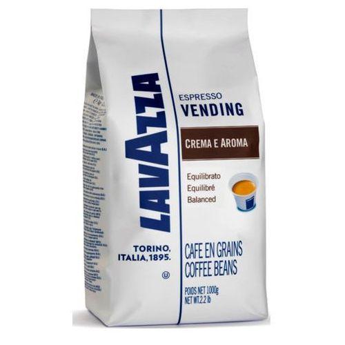 Kawa ziarnista espresso vending crema e aroma 1kg marki Lavazza