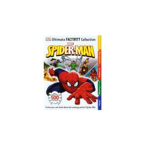 Spider-Man Ultimate Factivity Collection - Wysyłka od 5,99 - kupuj w sprawdzonych księgarniach !!! (96 str.)