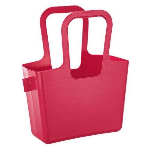 Wielofunkcyjna torba na zakupy, plażę TASCHELINO - kolor malinowy, KOZIOL, 5411583