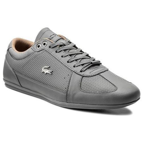 Sneakersy LACOSTE - Evara 118 1 Cam 7-35CAM003117C Dk Gry/Dk Gry