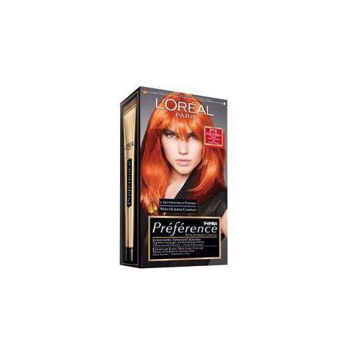 L'OREAL Feria Preference - farba do włosów P78 Bardzo Intensywna Miedź, L'Oreal Paris