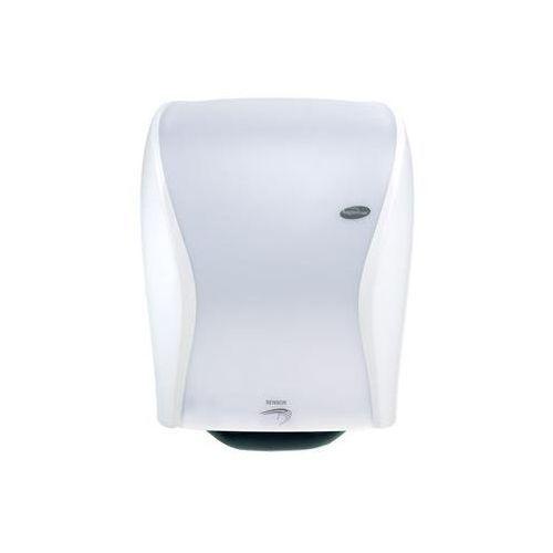 Hagleitner Podajnik ręczników papierowych xibu sense towel, optyczny, biały
